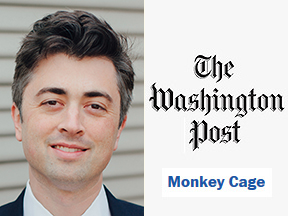 Daniel Mattingly / Washington Post Monkey Cage icon