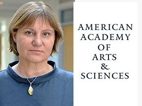 Professor Isabela Mares