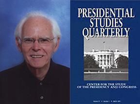 Professor David Mayhew